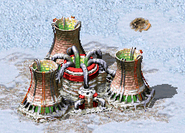 RA2 Nuclear Reactor In-game