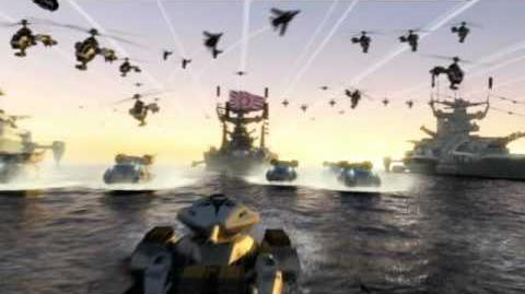 Command & Conquer Red Alert 3 - Launch Trailer