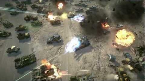 Command & Conquer™ Gamescom 2012 Announce Gameplay Trailer