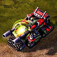 Apocalypse tank (Red Alert 3)