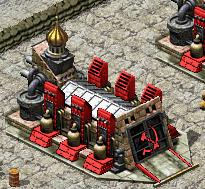 Soviet war factory (Red Alert 2)