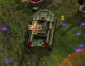 Regular Overlord with heroic rank