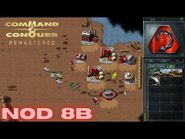 Command & Conquer Remastered - NOD Mission 8B - NEW CONSTRUCTION OPTIONS ZAIRE EAST (Hard)