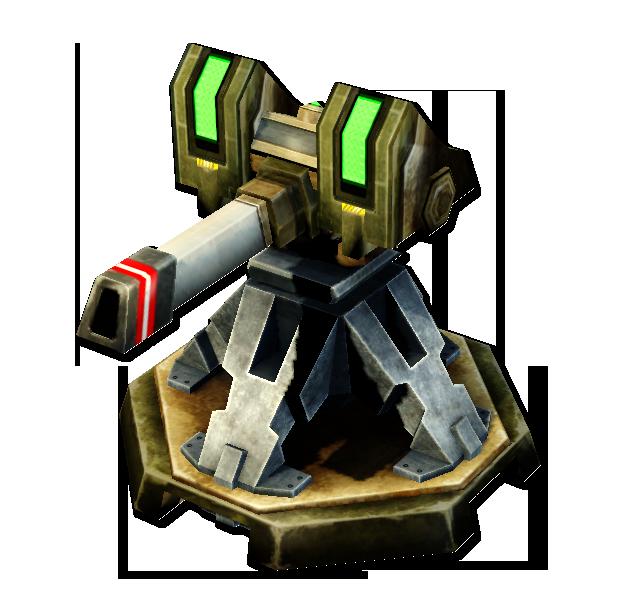 Guardian cannon (Tiberian Twilight)