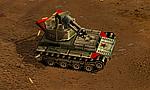 Gatling tank (Generals 1)