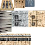 USA Power Plant Texture