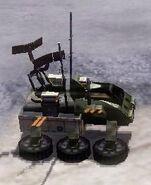 Surveyor Deployed