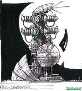 Bio reactor Concept
