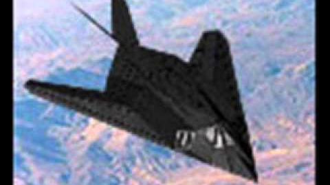 Истребитель Стелс (F-117)