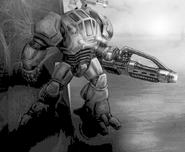 CNC4 Zone Trooper