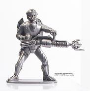 The Chrono Legionnaire toy