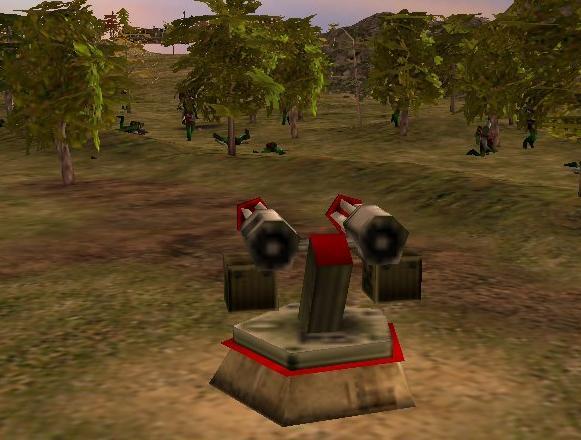Gatling Cannon (Generals 1)