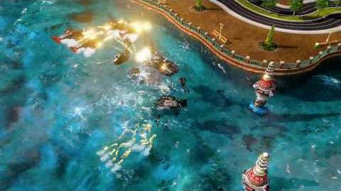 Command & Conquer Red Alert 3 - Hell March Trailer