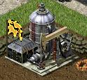 Tech Oil Derrick (Red Alert 2)