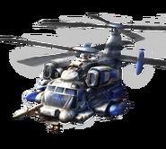 Red Alert OL Cobra helicopter