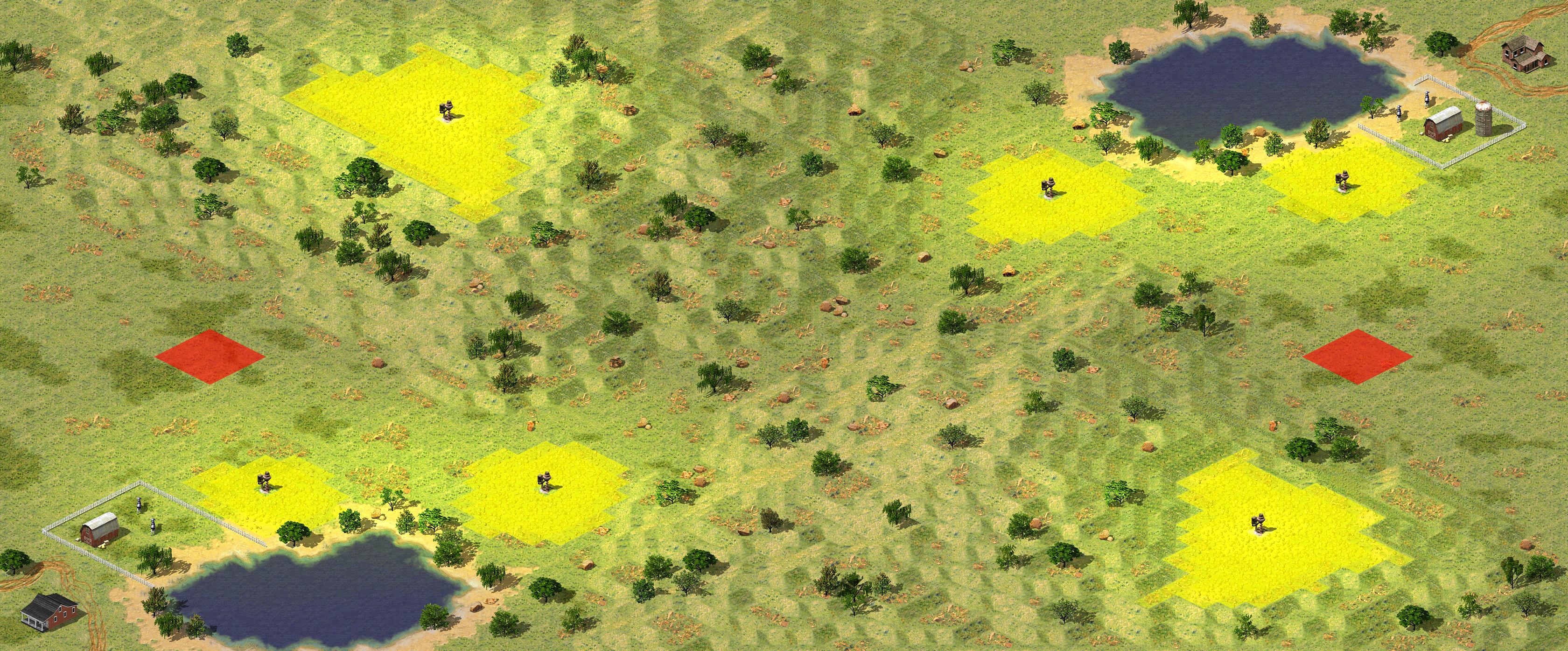 Blood Feud (Red Alert 2 map)