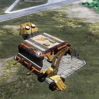 GDI construction yard (Tiberium Wars)