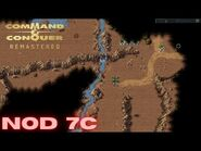 Command & Conquer Remastered - NOD Mission 7C - ORCA HEIST (Hard)