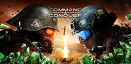 Key Art - Command and Conquer Rivals