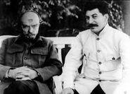 Юрий Со Сталиным
