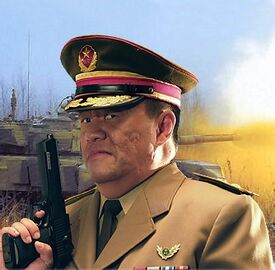 Michael Bell plays Chinese General, Ta Hun Kwai in Command & Conquer: Generals: Zero Hour.