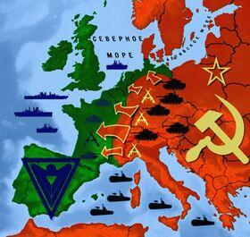 Soviet Invasion of Europe
