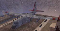 C-130 Hercules in Renegade