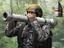 Rocket soldier