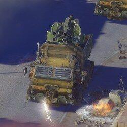Quad cannon (Generals 2)