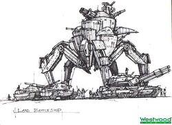 RA2 Land Battleship Concept.jpg