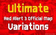 A massive pack featuring 255 variations of the offical maps in Red Alert 3.