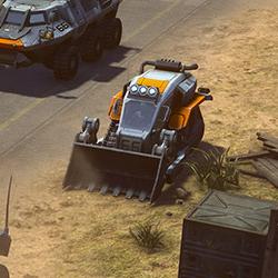 Bulldozer (Generals 2)