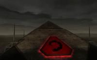 Kane's Pyramid in Cairo