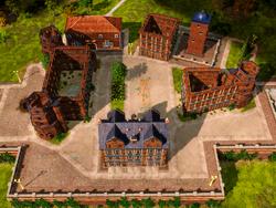 The Heidelberg Castle