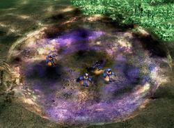 A temporal wormhole affecting Seekers