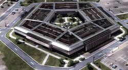 The Pentagon is one of the strategic locations within the city