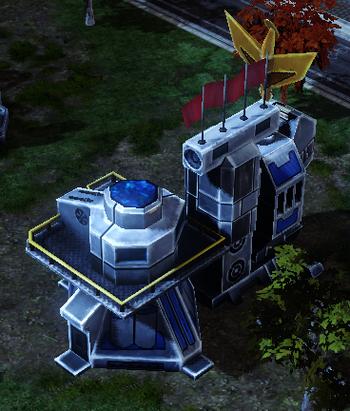 Allied VIP bunker