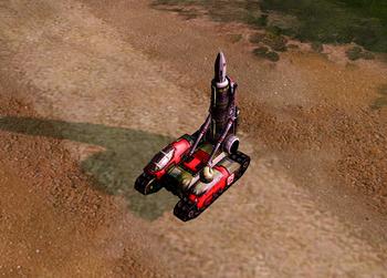 Precision Warhead