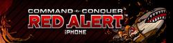 CnC Red Alert iPhone Logo.png