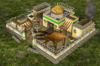 With Fortified Structures upgrade