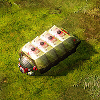 Armor mode on land