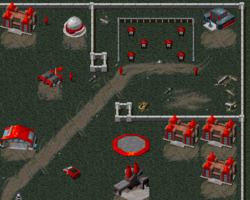 Tesla tanks, the unit's only appearance in Counterstrike