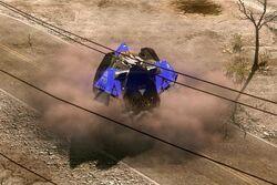 A zone trooper drop pod