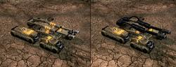 TW Railgun Mammoth comparison.png
