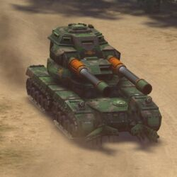 Overlord tank (Generals 2)