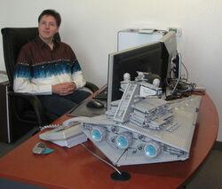 Joe Bostic in 2007