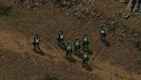 Mutant sergeants