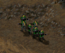 Mutant soldiers