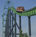 Tallest Roller Coasters