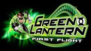 Green Lantern First Flight Logo